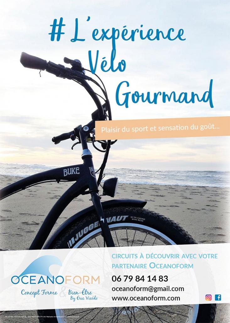 L'expérience Vélo Gourmand